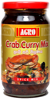 Agro Crab Curry Mix 375g
