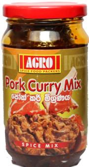 Agro Pork Curry Mix 375g