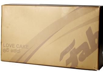 Fab Love Cake 400g