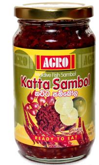 Agro Katta Sambol 350g