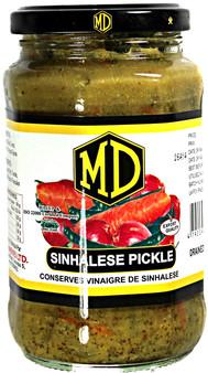 MD Sinhalese Pickle 350g