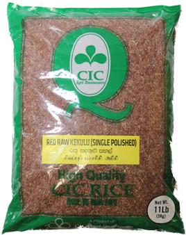 CIC Red Kekulu Rice (Single Polish) 5kg
