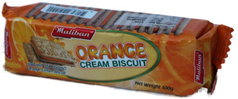 Maliban Orange Cream 100g