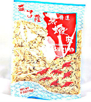 Dried Boiled Shrimp 170g