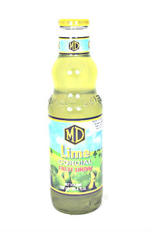 MD Lime Cordial 750ml