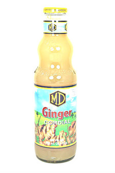 MD Ginger Cordial 750ml