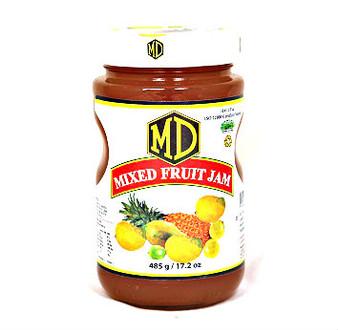 MD Mixed Fruit Jam 485g