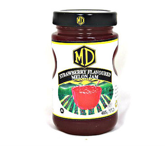 MD Strawberry Flavoured Melon Jam 500g