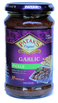 Pataks Garlic Pickle  283g
