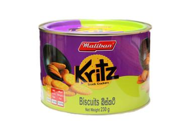 Maliban Kritz Snack Crackers 230g