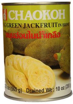 Chaokoh Green Jakfruit In Brine 565g