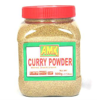 AMK Raw Curry Powder 500g