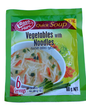 CBL Vegetable With Noodles 60g