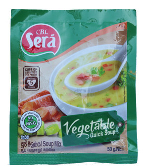 CBL Vegetable Soup 50g