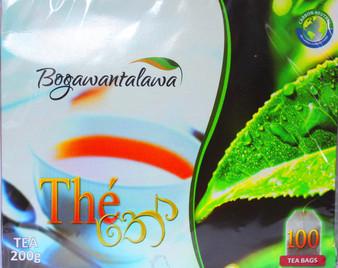 Bogawanthalawa 100 Black Tea bags