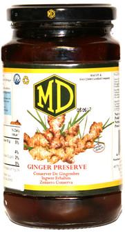 MD Ginger Preserve 454g