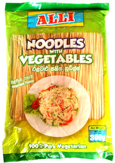 Alli Noodles With Vegetebles 300g