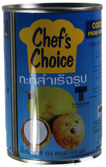 Chef Choice Coconut Milk 400ml