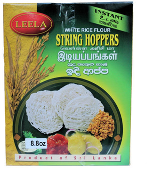 Leela White Rice Flour Dried String Hoppers