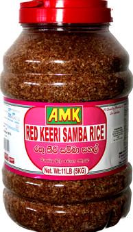 AMK Red Keeri Samba Rice 11LB/ 5kg