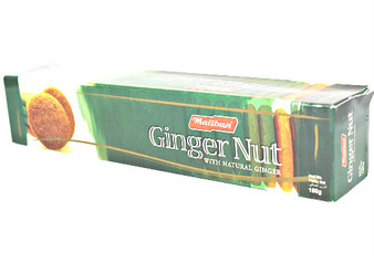 Maliban Ginger Nuts 160g