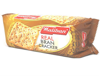 Maliban Bran crackers 210g