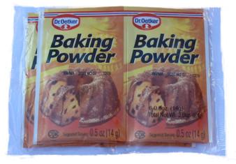 Dr Oetker Baking Powder  14g x 6 Packs