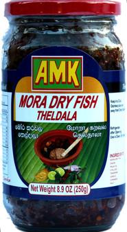 AMK Mora dry fish Theldala 200g