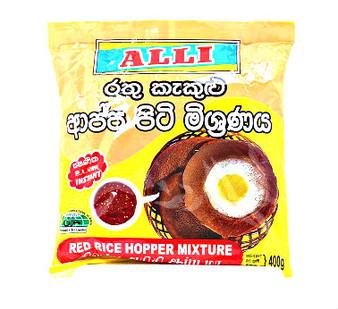 Alli Red Rice Flour Hopper Mix 400g