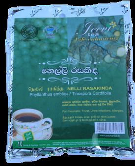 Nelli Rasakinda 10 Herbal Tea Bags