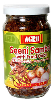Agro Seeni Sambol With Fried Onion 250g