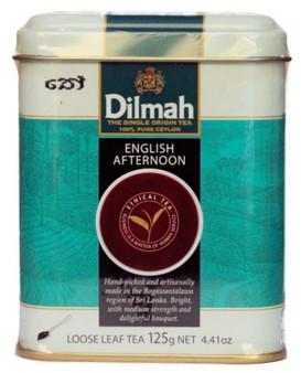 Dilmah English Afternoon loose tea 125g