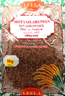 Leela Mottaikaruppan Parboiled Rice 5kg