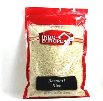 Indo European Bastmati Rice 1 Lb
