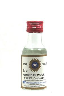 Star brand Almond Flavour 28ml