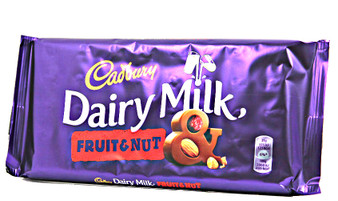 Cadbury Dairy milk Mix Fruit & Nut 200g
