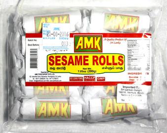 AMK Sesame Rolls 200g