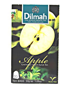 Dilmah Apple Flavoured Black Tea 20 Bags