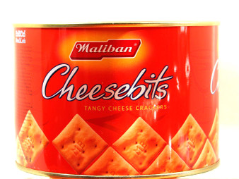Maliban Cheesebits 245g