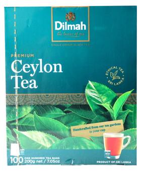 Dilmah Premium Quality 100 Tea Bags