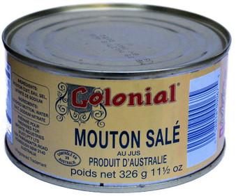 Colonial Corned Mutton