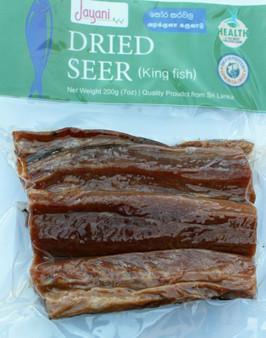 Seer Dry Fish 200g