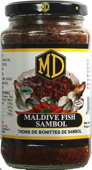 MD maldive Fish Sambol 300g