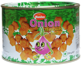 CBL Onion Biscuits 250g