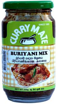 Curry Mate Buriyani Mix 350g