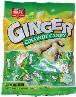 Ginger Coconut Candy 160g