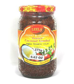 Leela Roasted Coconut Sambol Vegetarian 275g