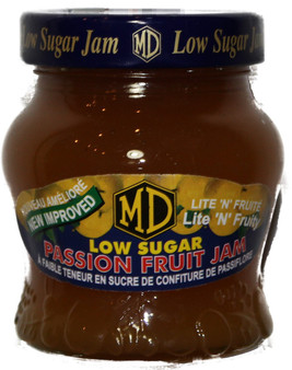 MD Low Sugar Passionfruit Jam 330g