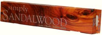 Sandal Wood 20 Incense sticks