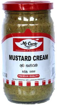 Mc Currie Mustard Cream 325g